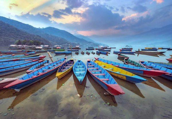 fewa lake Bodhidham