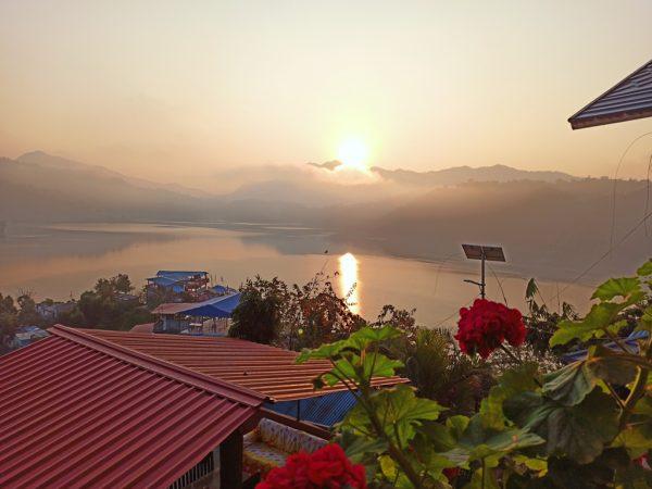 bodhidham view